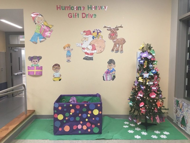 SGE Students Raise Toys for Refugio Elementary Children Affected by Hurricane Harvey Thumbnail Image