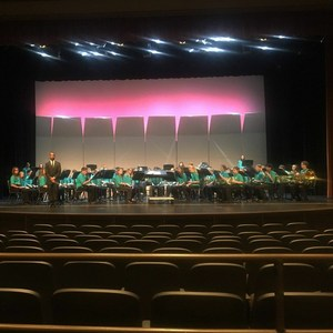 Dartmouth Band at Temecula Music Festival