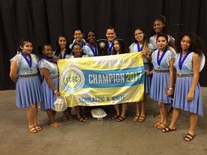 Interested in joining our state champion color guard next fall?