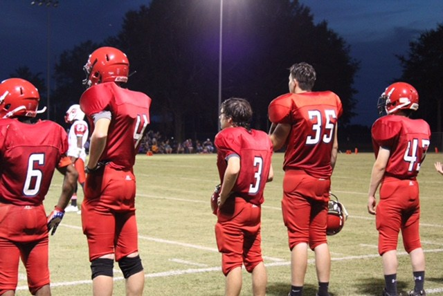 pic of football game