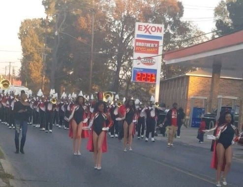 The Baker High S.O.S. Performed in Parades... Thumbnail Image