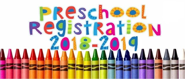 Preschool Registration Thumbnail Image