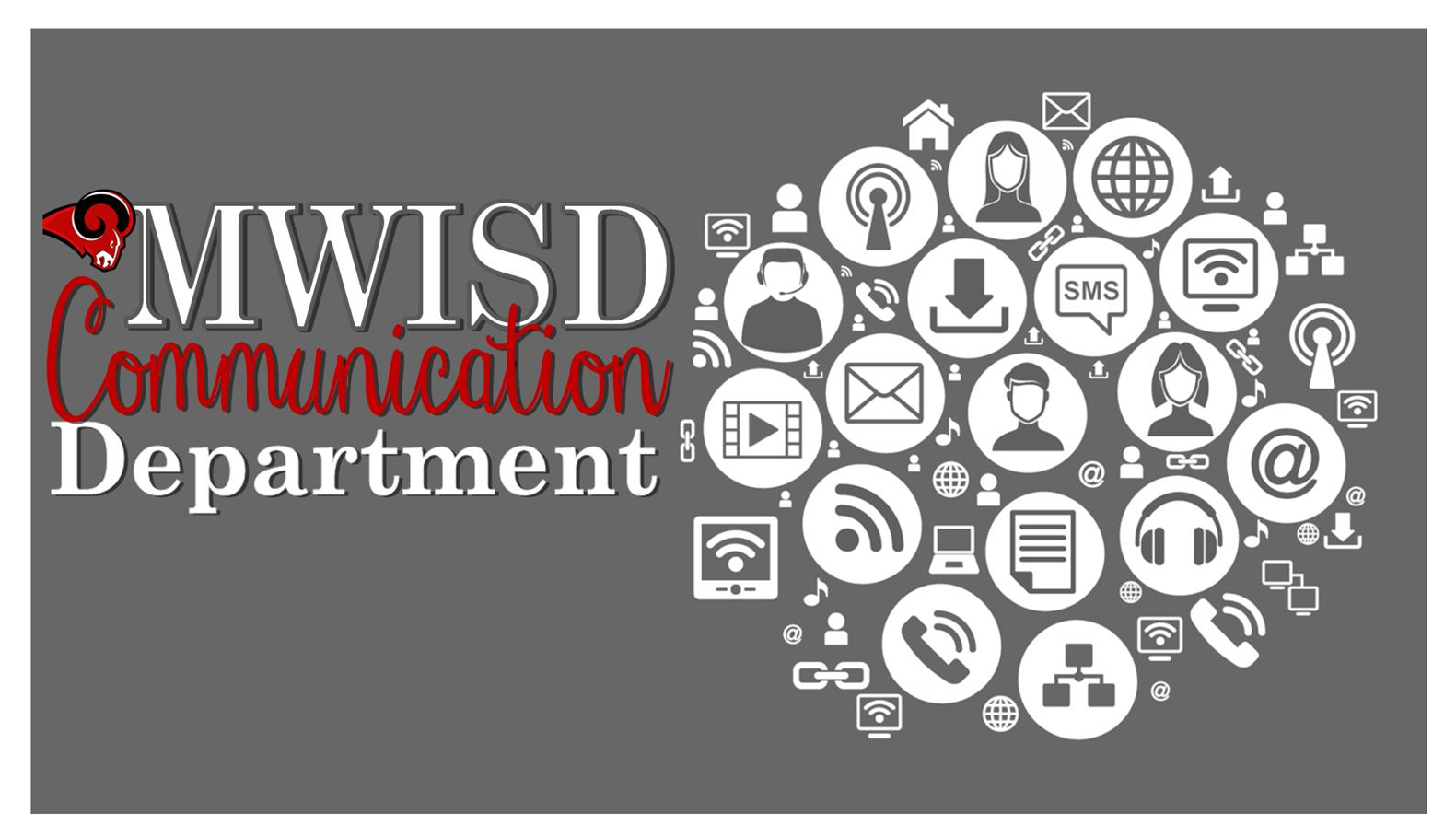 MWISD Communications logo