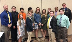STEM Ambassadors at Rotary