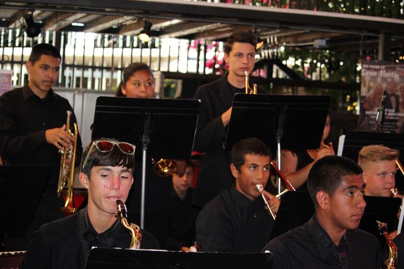 Jazz Band at The Mark Thumbnail Image