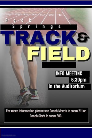 Track interest meeting