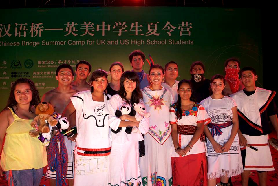 Hanban Chinese Bridge Summer Camp – Clubs, Programs and