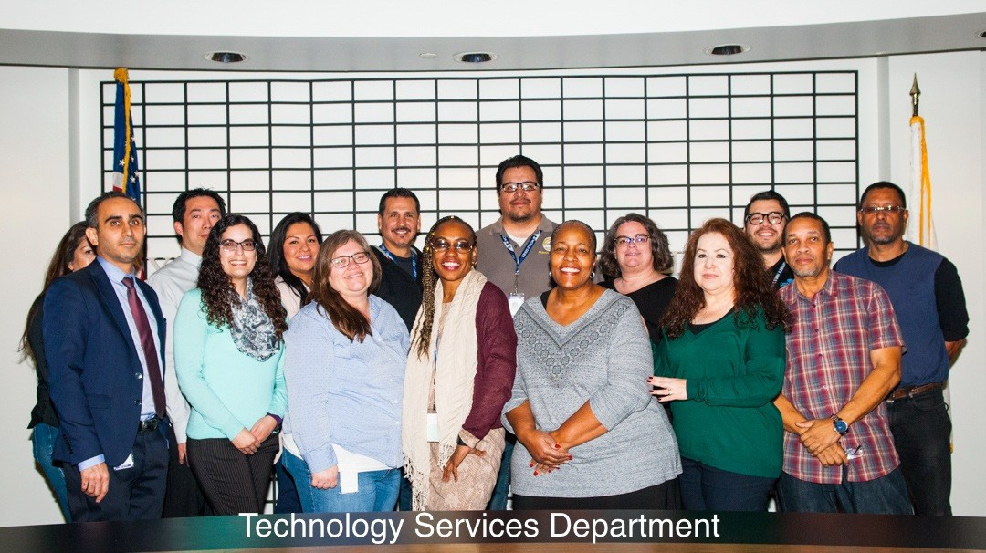Technology Services Staff Picture