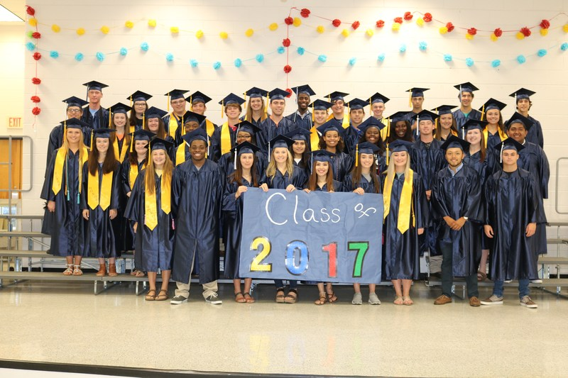 The Class of 2017 Return to Where it All Began! Featured Photo