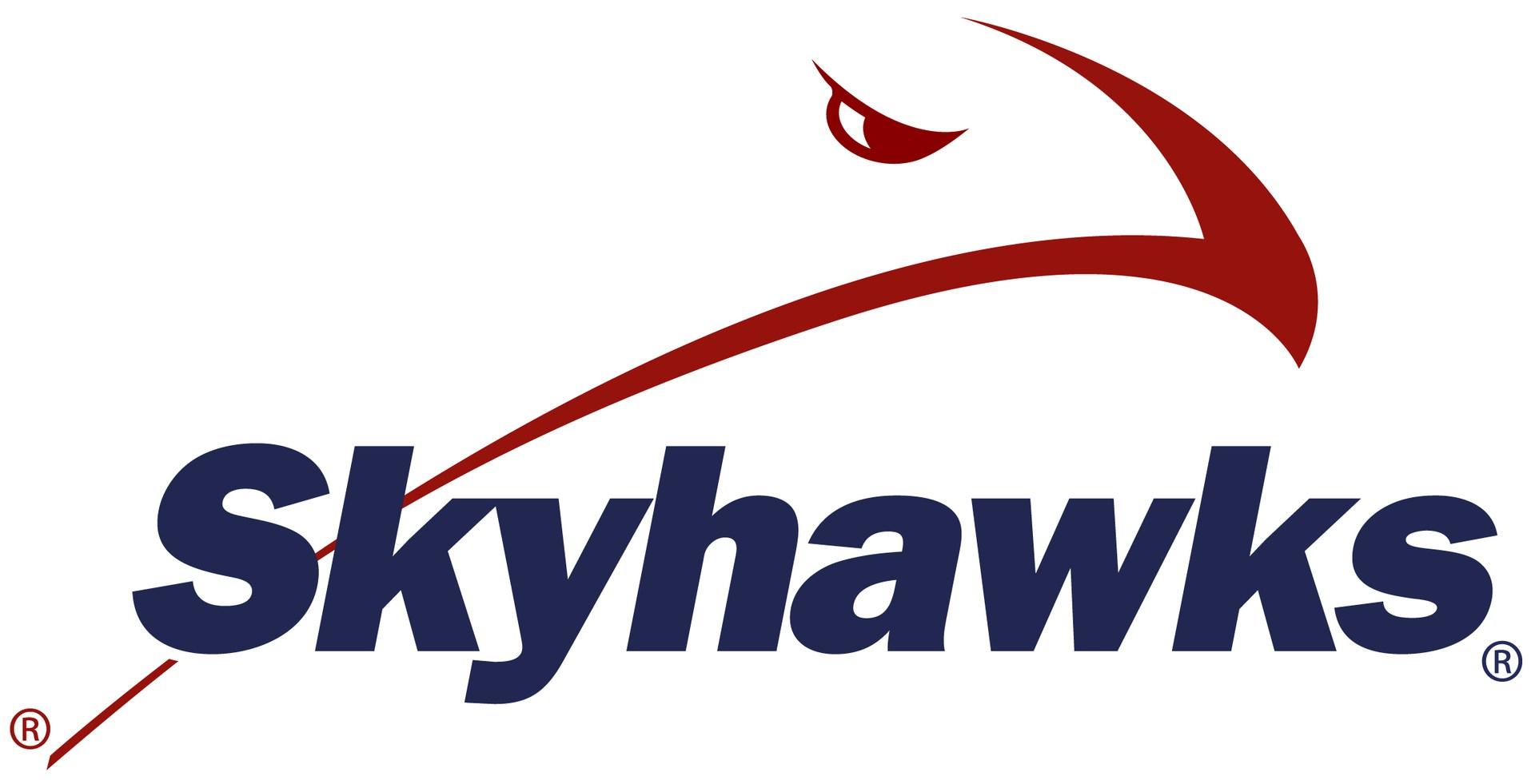 Skyhawks Youth Sport Logo