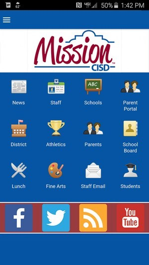 Mission CISD announces its new district mobile app Featured Photo