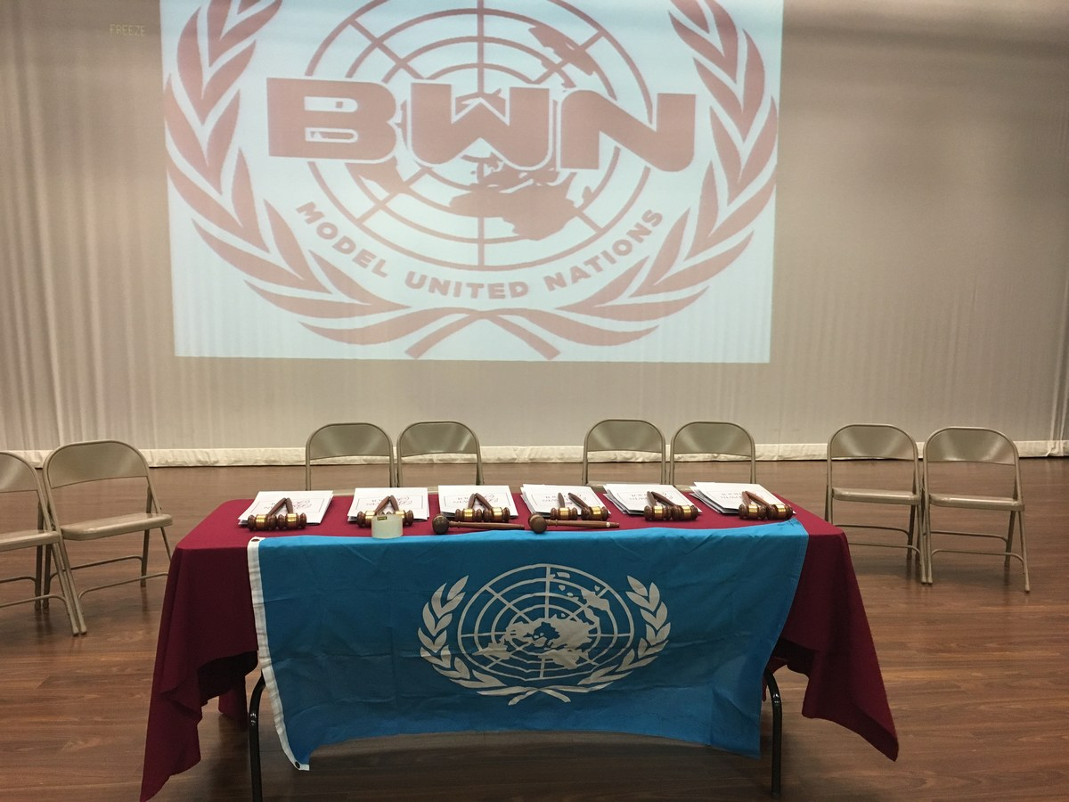 Baldwin School Model United Nations Competition