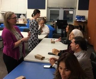 Parent Academy - STEM guests