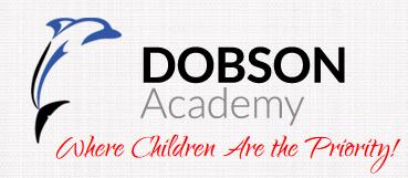 Dobson Academy PTO sign