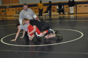 Spokane Parochial 7th/8th Grade Wrestling