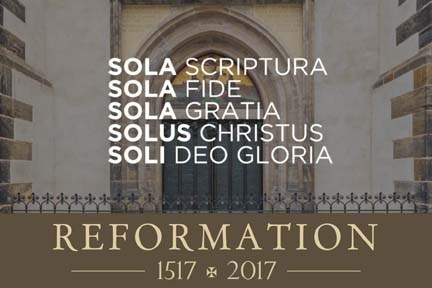 The Five Solas of the Reformation Thumbnail Image