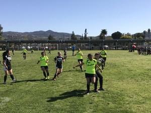 Girls Soccer vs North Mountain