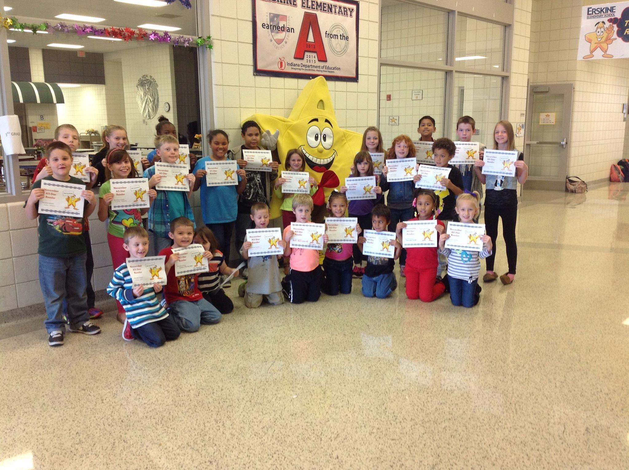 Students who had Perfect Attendance