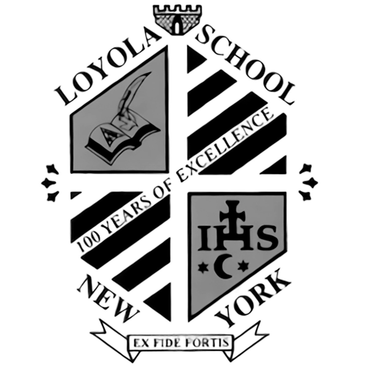 Loyola Coat of Arms