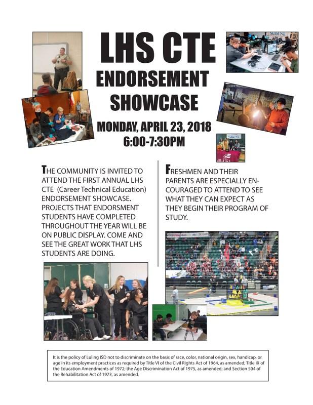 CTE Endorsement Showcase Thumbnail Image