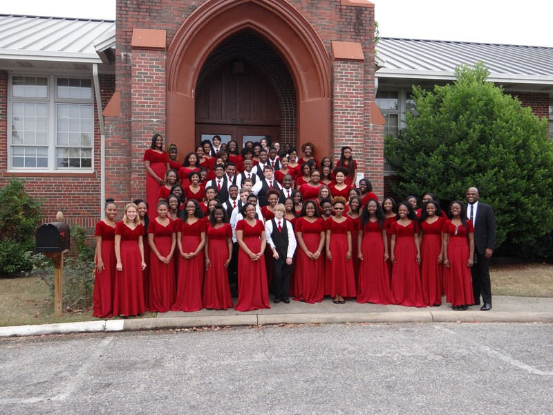 Westover Comprehensive High School Concert Choir receives Superior Ratings at Festival Thumbnail Image