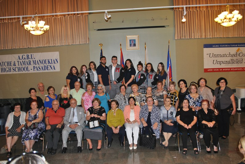 1st Annual Grandparent's Day at AGBU MHS Featured Photo
