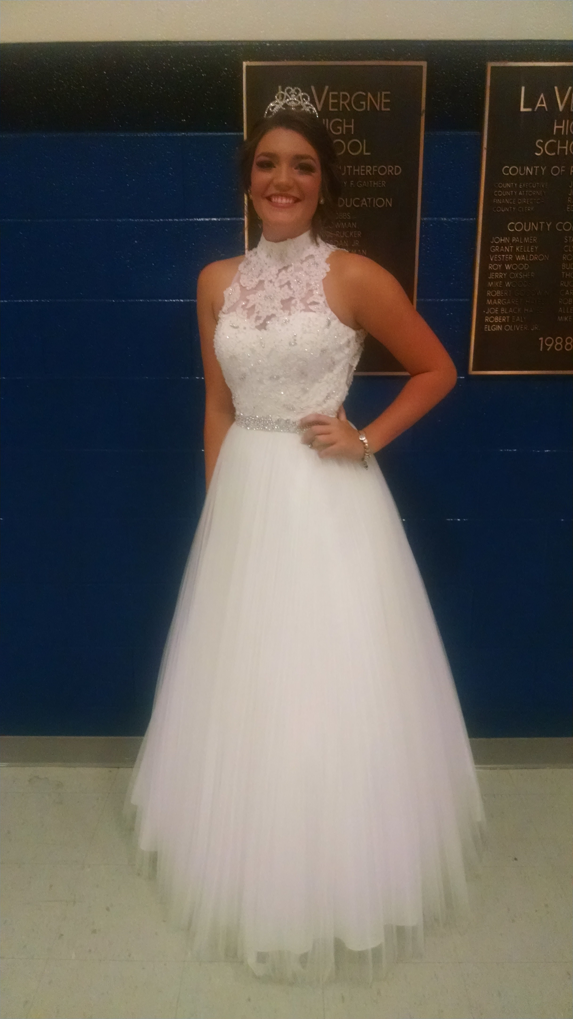 Madison Caudill, Homecoming Queen!