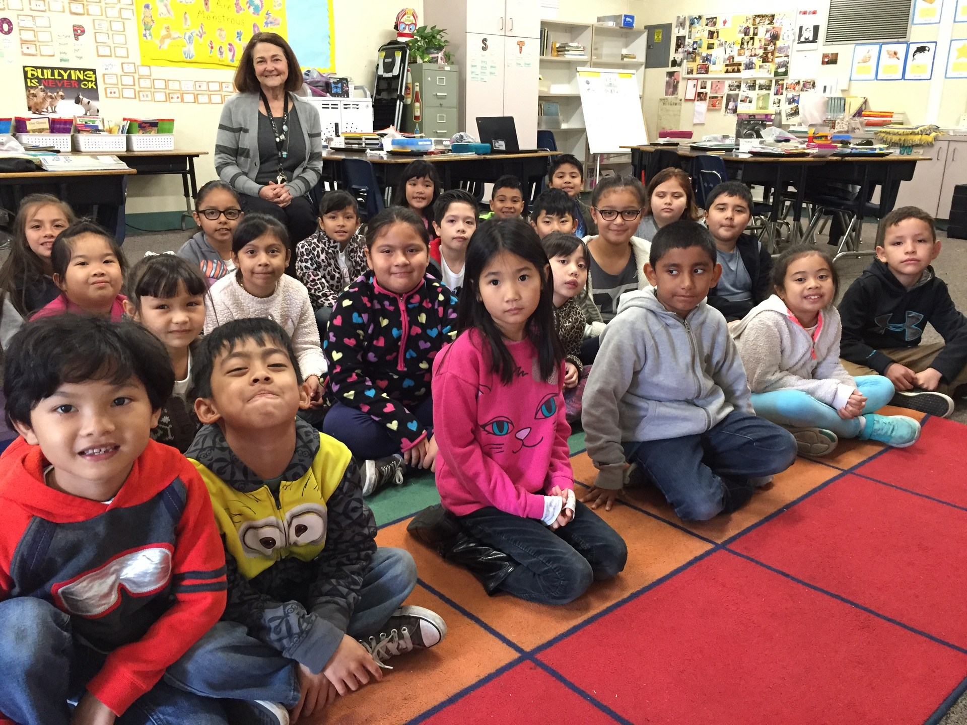 Mrs. Hernandez's Class