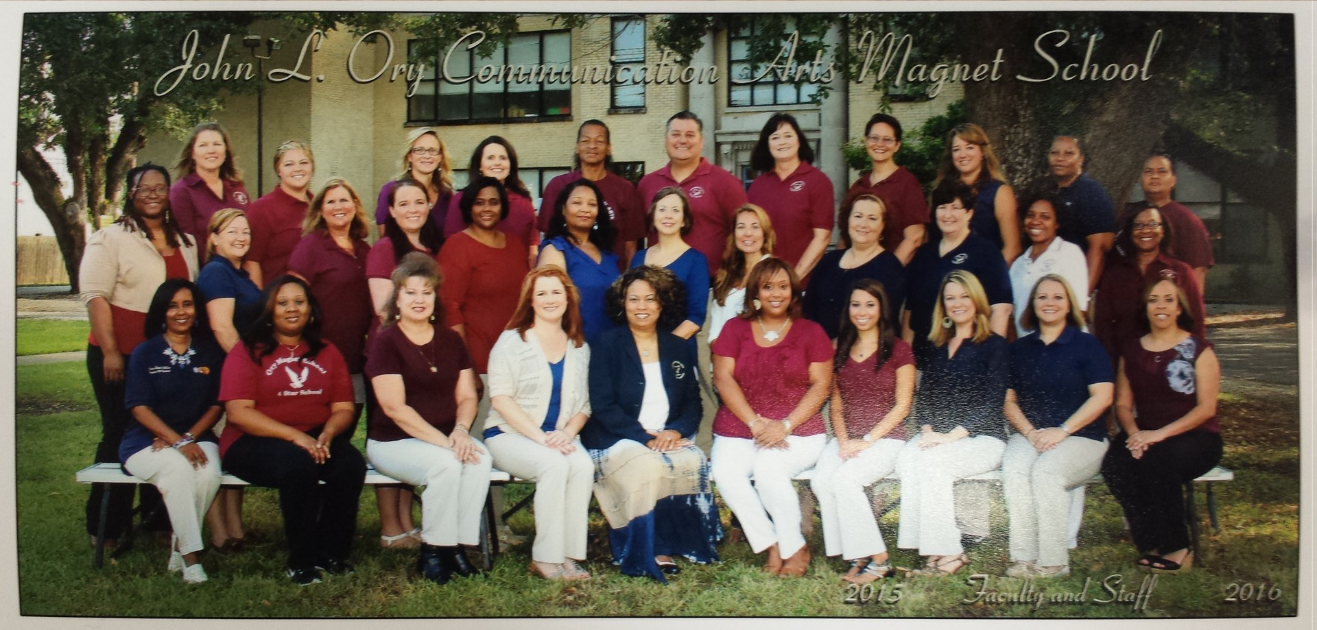 JLO Faculty & Staff