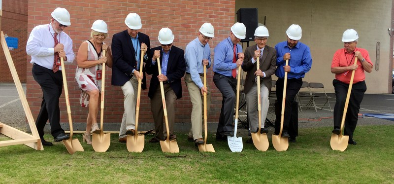 Midway Elementary Modernization Ground Breaking Ceremony Featured Photo