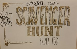 Invictus High School Scavenger Hunt