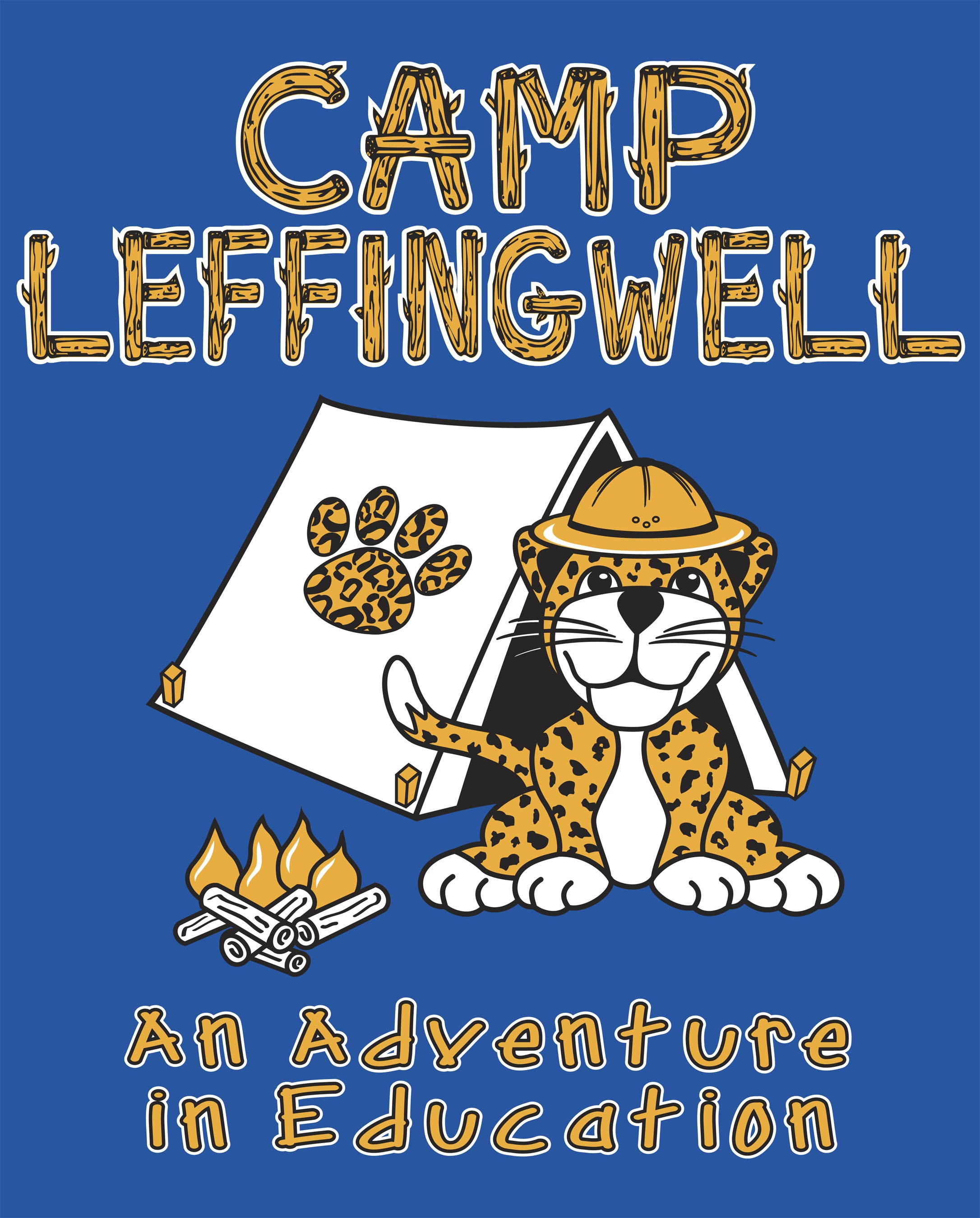 Camp Leffingwell - An Adventure in Education poster