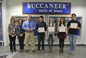 Red Ribbon Week Essay Contest Winners