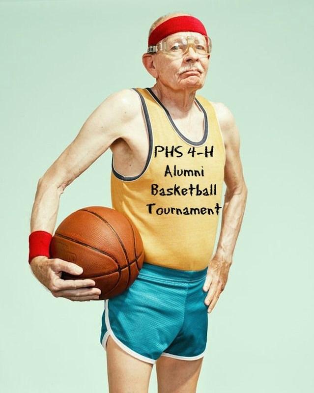 PHS 4-H Alumni Basketball Tournament Featured Photo