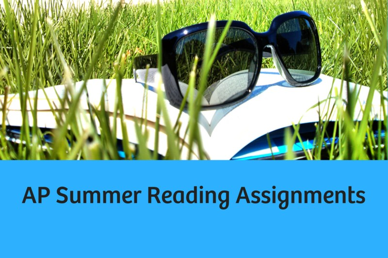 Advanced Placement Summer Reading Assignments