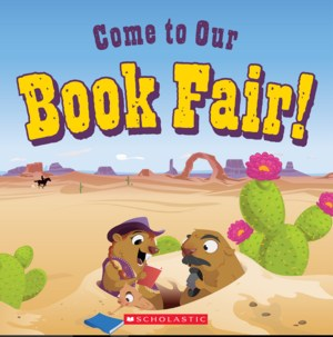 Come to our Fall Book Fair