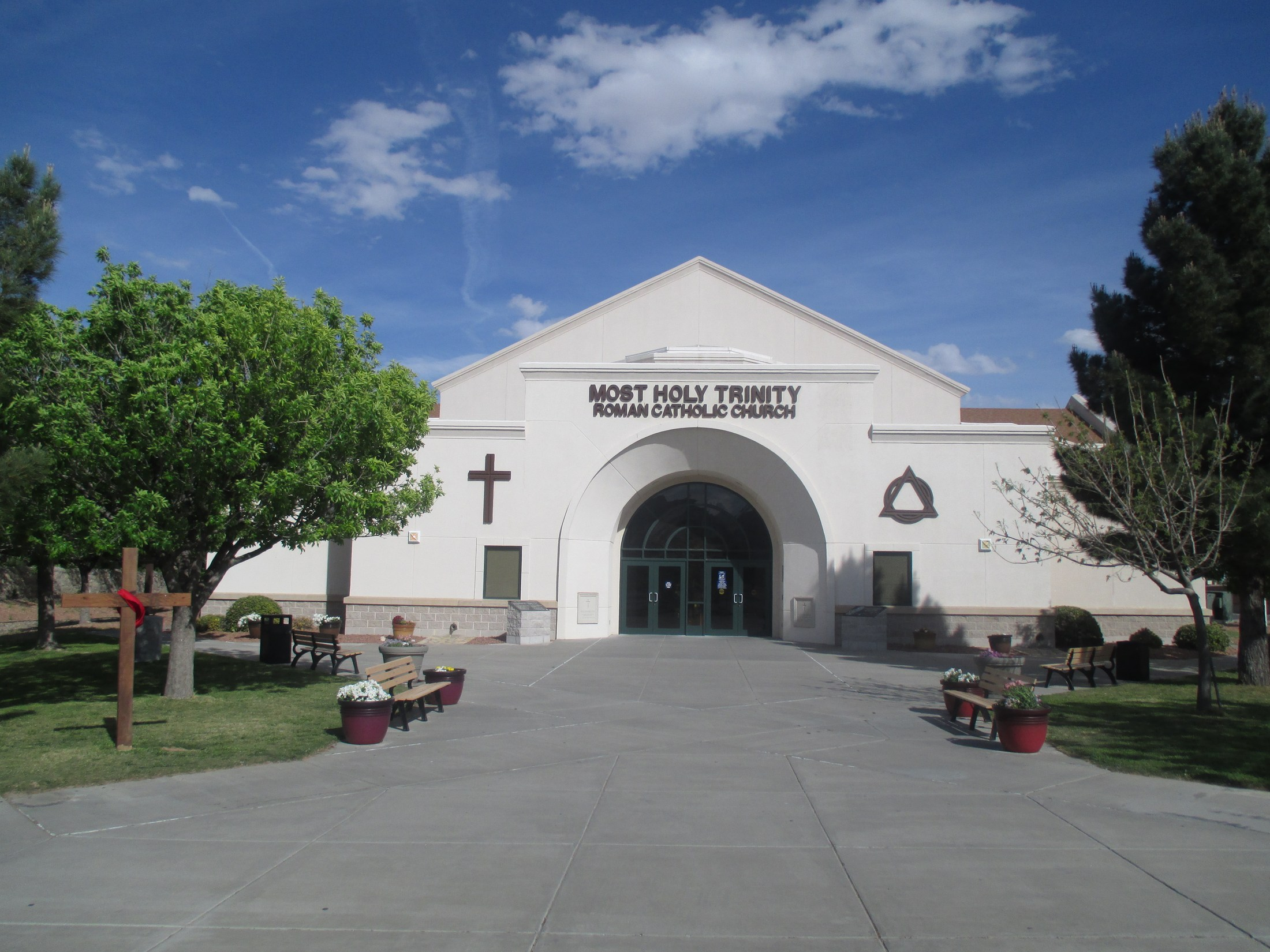 Most Holy Trinity Parish – About Us – Most Holy Trinity