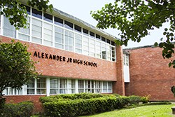 Alexander Junior High
