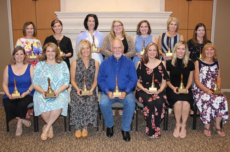 Frenship ISD 2018 Teachers of the Year