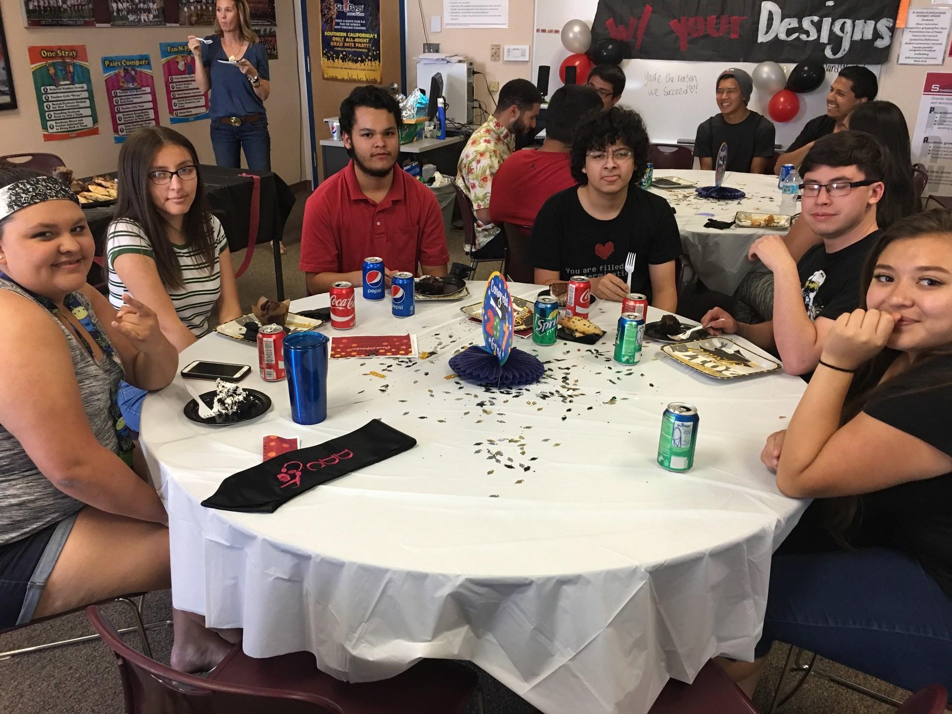 DDC Seniors 2017