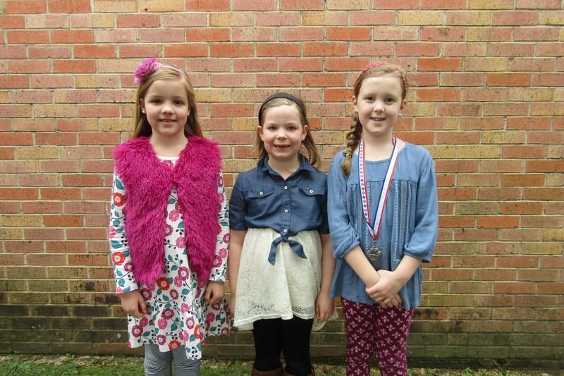 2nd Grade Reading Fair Winners Thumbnail Image