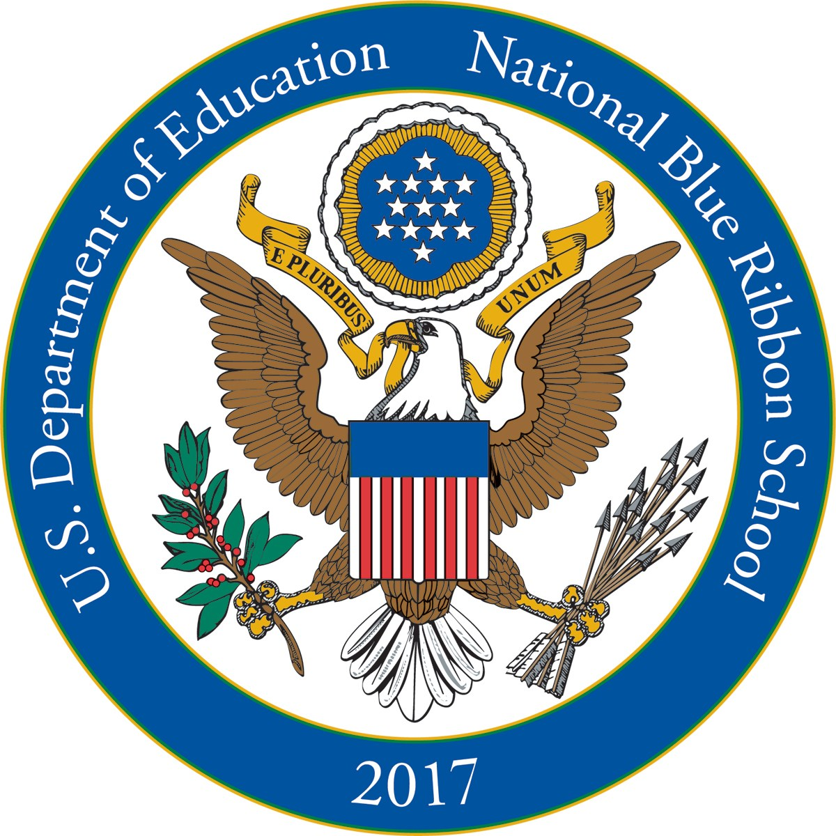 Silver Spur Elementary School, a 2017 National Blue Ribbon School