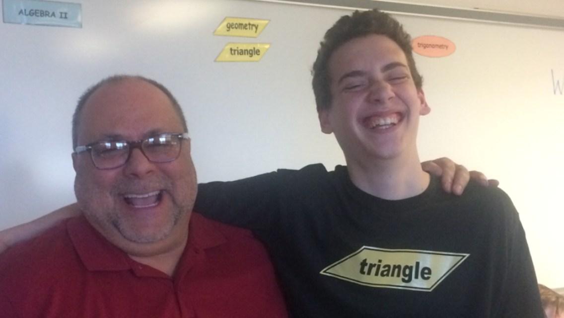 Triangle Boy