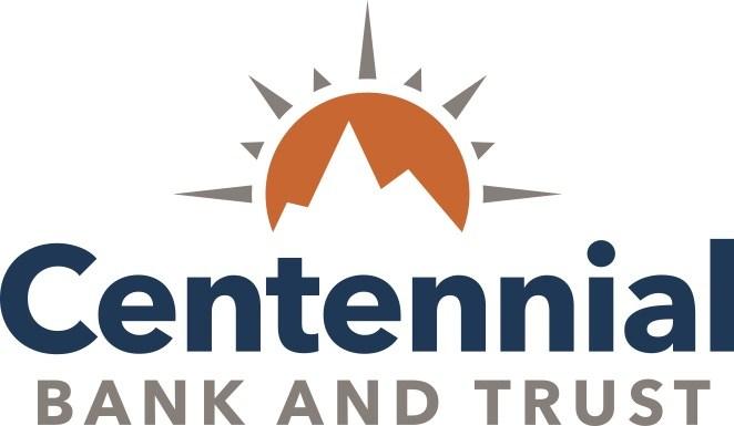 Centennial Bank and Trust Logo