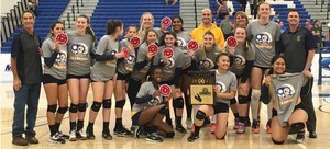 Wolverines Girl's Volleyball Team Heads to Championships! Featured Photo