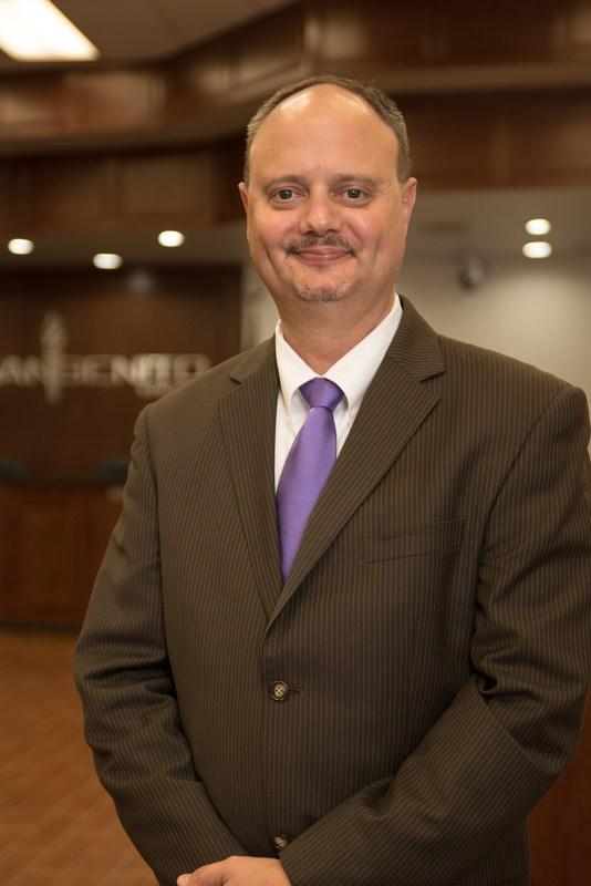 Dr. Nate Carman, SBCISD Superintendnet of Schools