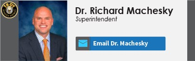 Dr. Richard Machesky Nameplate