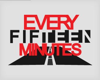 Every 15 minutes program logo
