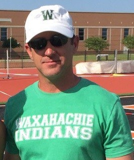 Todd Alexander Head football coach
