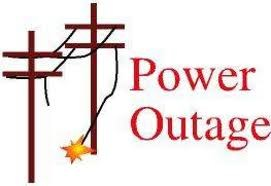 Power outage clip art